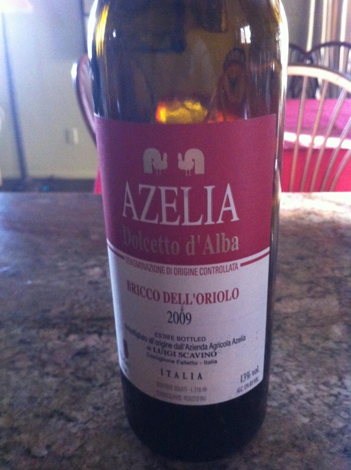 Azella's Bricco dell'Oriolo