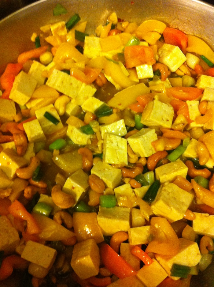 Vegan Stir Fry
