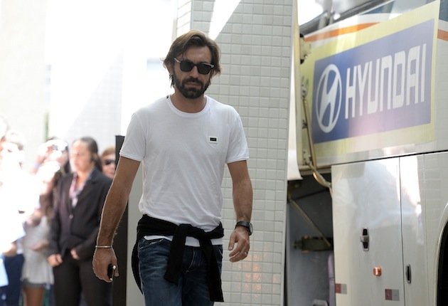 Pirlo Disappointed Again