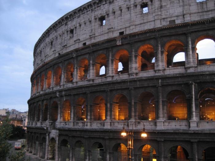 Il Colloseo, Roma