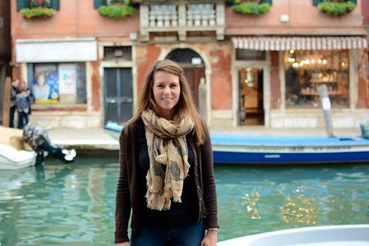 Leah in Murano