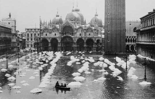 Venice Flood 1927